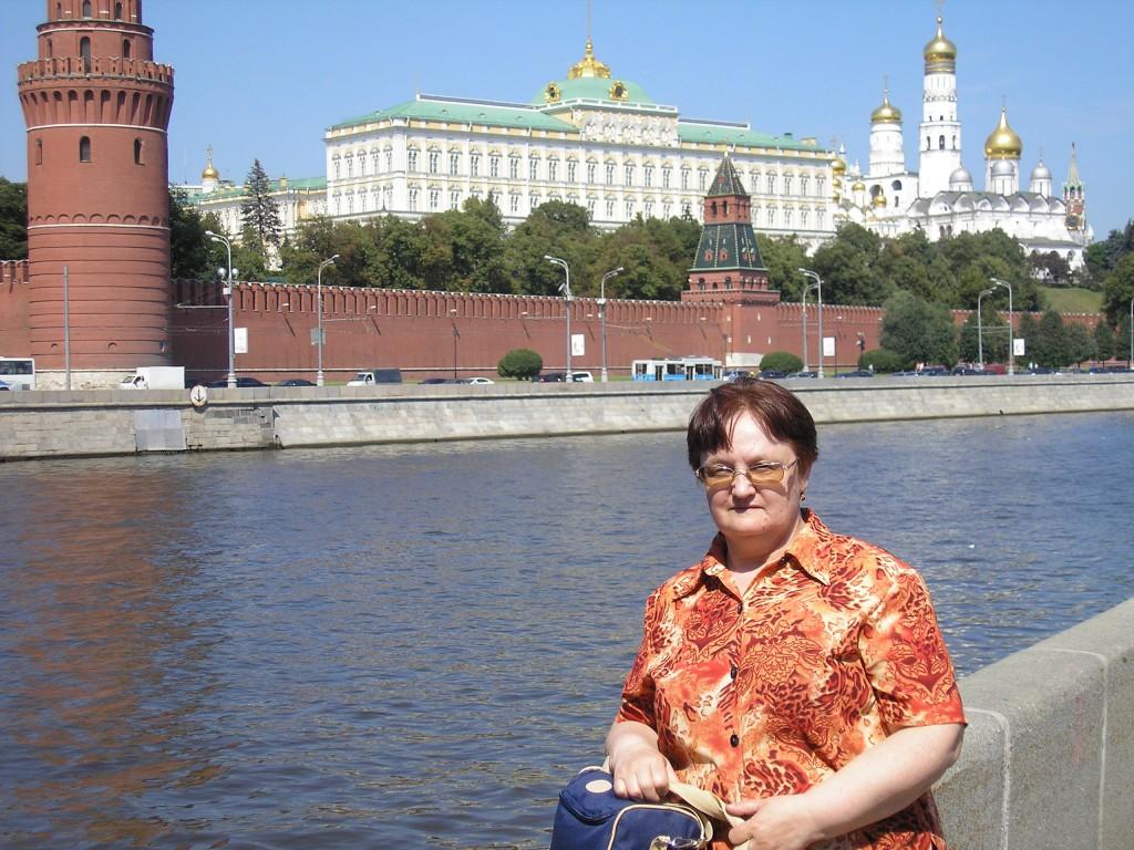 Я в Москве -2011 г.