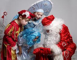 Кто такой Дед Мороз