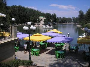 г.Алма-Ата Центральный парк